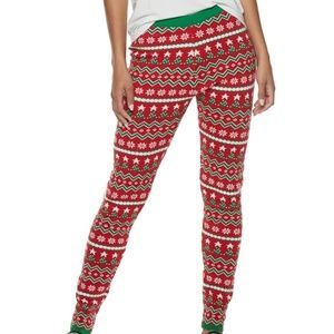 Holiday Sweater Leggings